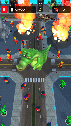 Rampage : Giant Monsters