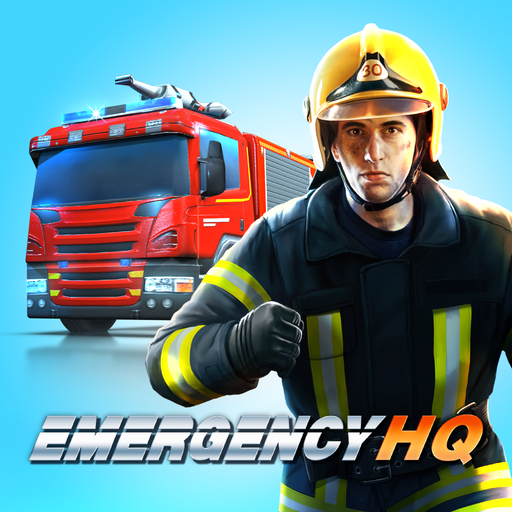 EMERGENCY HQ - firefighter rescue strategy game