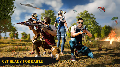 New Survival Squad Fire Free Shooting Game 2021