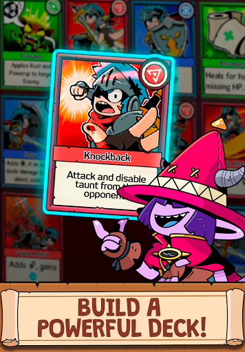Card Guardians: Deck Building Roguelike Card Game