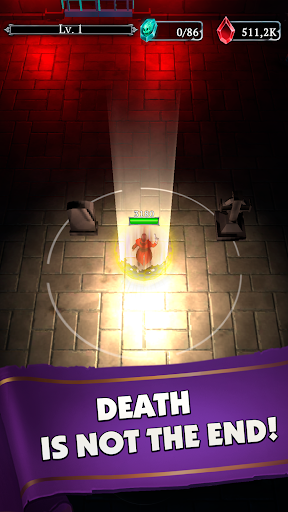 Hero Adventure: Idle Dungeon & Action Shooter
