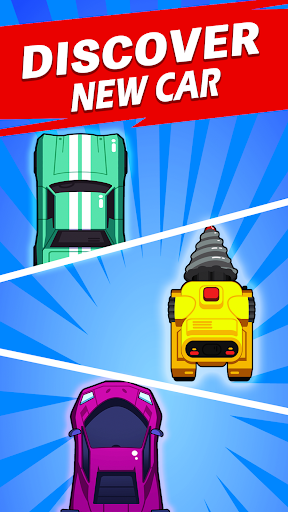 Merge & Fight: Chaos Racer