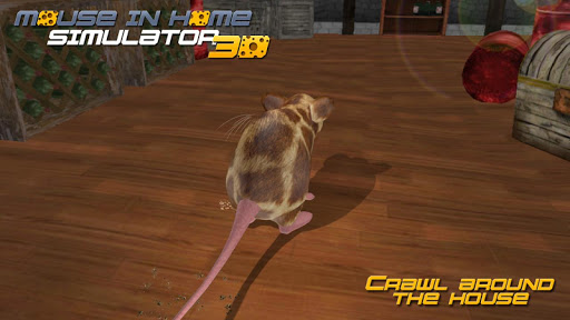 Mouse in Home Simulator 3D