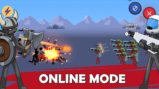Age of Stickman Battle of Empires