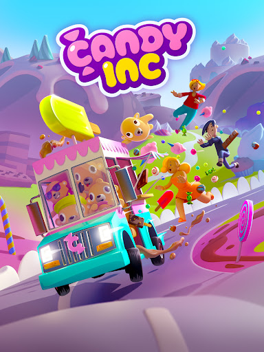 Candy, Inc.: Build & Decorate