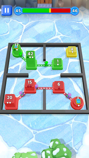 Conquer the City: Tower Defense & Takeover Games