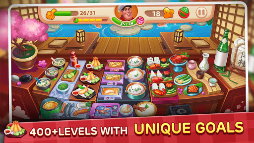 Cooking Yummy-Restaurant Game