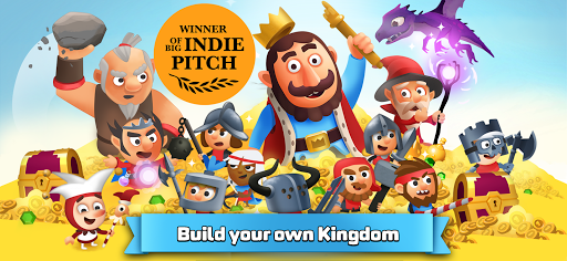 Idle King - Medieval Clicker Tycoon Games