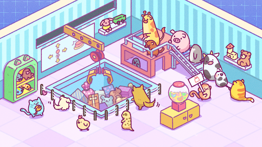 Idle Toy Claw Tycoon
