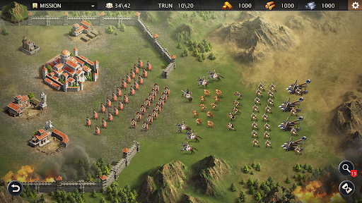 Rome Empire War: Strategy Games
