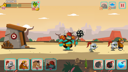 Zombies vs Monsters: Free Battle Strategy Game